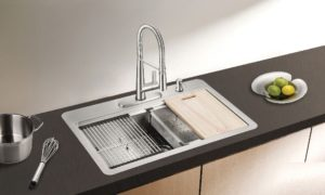 Learn How to Seal Kitchen Faucet Base